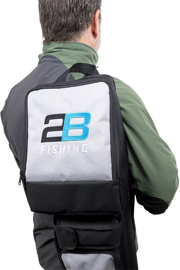 2B Ice Rod Bag