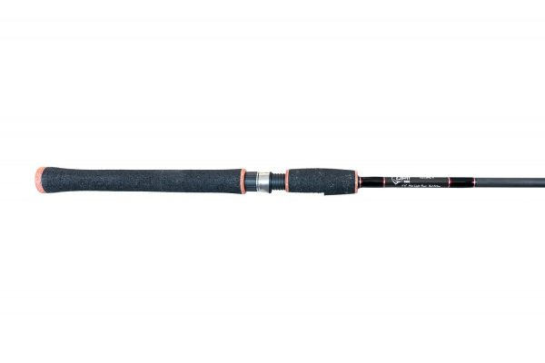 elliott rods open water fishing rod hidden hood handle
