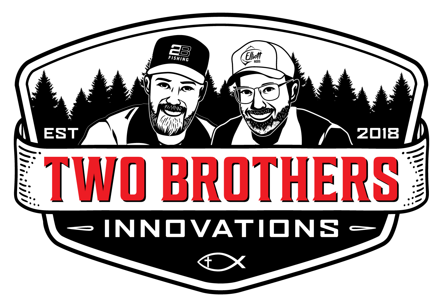 Two Brothers full color logo